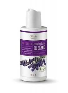 Bio sertified Body Oil - Lavender Blend by Wooden Spoon Cosmetics. Free Shipping