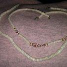 2 piece bead necklace