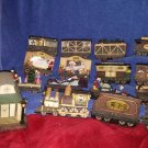 collectable train set