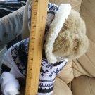 Dog snow suit