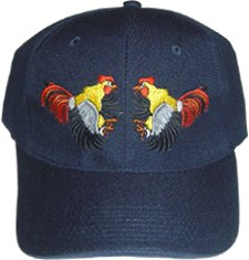 Roosters Baseball Cap