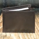 Men's Brown Leather Wallet - Bifold PT2218