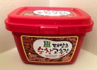 Sunchang Gochujang Korean Red Hot Pepper Paste (Gochujang) 500g