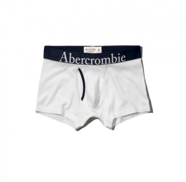 Abercrombie TRUNK FIT BOXER BRIEFS SIZE: Medium