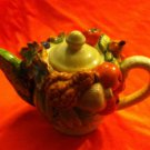 BEAUTIFUL Harvest Bounty Teapot