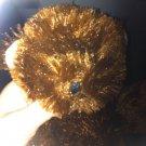 Cute Stuffed Dark Brown Teddy Bear