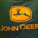 John Deere green and yellow long sleeve shirt
