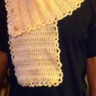 1 Of A Kind Handmade Light pink-Neckwarmer/scarf By Amys Creations