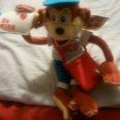 "Kellog Coco Monkey Plush doll 14"""