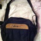 Eddie Bauer Navy Blue Shoulder Crossbody Bag Purse Small Travel Hiking