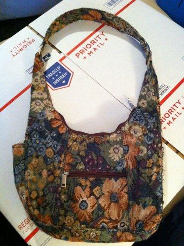 Fashion Floral Shoulder Bag