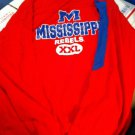 OLE MISS REBELS NCAA By Other stuff YOUTH XX-Large (18) LONG SLEEVE T-SHIRT NEW