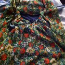 OLSENBOYE Multicolor Sleeveless See Thru Dress Tank Top XL