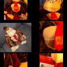 NEW PLUSH DOLL FIGURE NINTENDO 2004 DONKEY KONG COLLECTIBLE TAG
