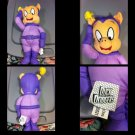 """Porky Pig Duck Dodgers Space Cadet Looney Tunes Plush Toy 14"""" -18"""" w/ antenna"""