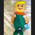 "The Jetsons Elroy Boy Son 14"" Plush Stuffed Doll Hanna Barbera TV Show NWT"