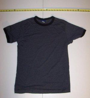 New Gray / Black BDg Size Large T - Shirt
