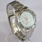 Analog Quartz Wrist Band Bracelet new Watch #411 Free shipping
