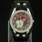 Black Betty Sexy Boop   new Watch #255 Free shipping