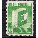 AUSTRIA Europa 1959 mnh