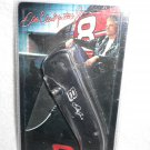 Dale Earnhardt Jr #8 Linerlock Knife w/ Pocket Clip New in Pack TA459DJBB