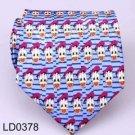 Brand new Donald Duck necktie #73 Free shipping