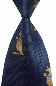 Fantastic cangaroo necktie new #61 Free shipping