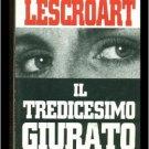 Italy Book John T Lescroart * Il tredicesimo Giurato* #53 Libro