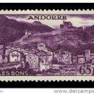ANDORRA France 140 mnh Village of Les Bons