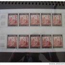 ANDORRA France 178-80 Sheetlets mnh