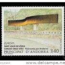 ANDORRA France 426 mnh  Europa