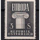 Austria Europa 1960 mnh scott 657