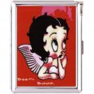 H5S526 Cigarette Case with lighter Betty Boop Picture Free shipping