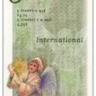 Canada 1999 95c Christmas Angel Booklet