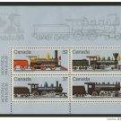 Canada 1039a MNH Trains, National Philatelic Exhibition