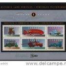 Canada 1604 MNH Vintage vehicle, Truck, Grader, Truck