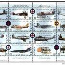 CANADA 1999 Air Forces Souvenir Sheet mnh