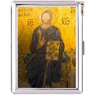 H5S475 Cigarette Case with lighter Istanbul Jesus Picture Free shipping