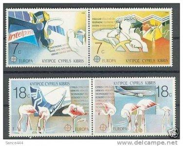 Cyprus Europa 1988 MNH
