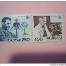 FAROE EUROPA 1983 mnh