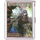 H5S426 Cigarette Case with lighter American Native Picture Free shipping