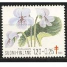 FINLAND B230-2 mnh Flowers