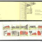 FINLAND 626 booklet mnh farm houses