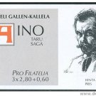 FINLAND booklet 1997 Pro Filatelia mnh