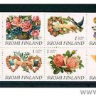FINLAND Greetings booklet mnh