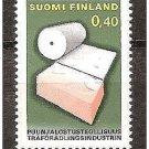 FINLAND 475 mnh FINNISH WOOD INDUSTRY