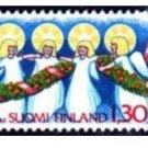 FINLAND Christmas 1986 mnh