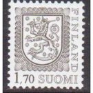 FINLAND Lion 1.70 mnh scott 712