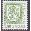 FINLAND Lion 1.80 mnh scott 713