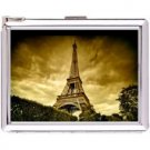 H5S399 Cigarette Case with lighter Paris France Picture free shipping